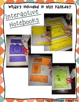 Academic Vocabulary Interactive INB Ready to GO set 2