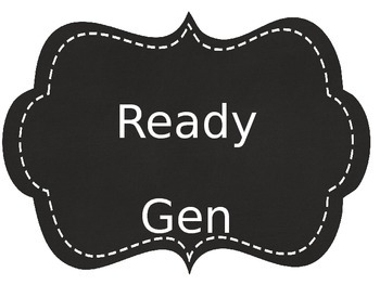 READYGEN Concept Board / Focus Wall Poster Titles  POWERPOINT EDITABLE!