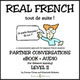 REAL FRENCH Level 2 eBook + Audio for Distance Learning