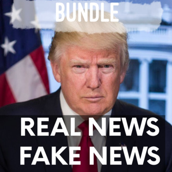 REAL NEWS V FAKE NEWS BUNDLE !!!