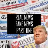 REAL NEWS VS FAKE NEWS - HOW THE INTERNET CAN SPREAD FAKE NEWS!