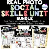 REAL PHOTO Social Skills Units Bundle 1