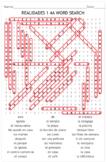 SPANISH TEXTBOOK REALIDADES 1 - 4A: quiz, puzzle, word sea