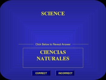 REALIDADES 1. CHAPTER 2A. JEOPARDY POWER POINT