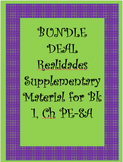Realidades Bundle of Supplementary Material for Chapters P