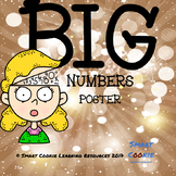 REALLY BIG Numbers-A Poster