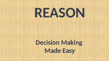 REASON Decision Making Model