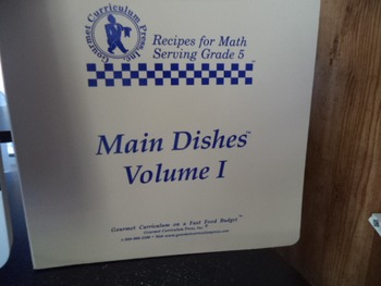 RECIPES FOR MATH SERVING GRADE 5 VOLUMES 1 and 2