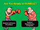 "RECONSTRUCTION ""Boxing Match"" Part 2"