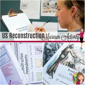 RECONSTRUCTION MUSEUM ACTIVITY