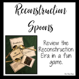 RECONSTRUCTION REVIEW GAME