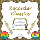 Recorder Classics