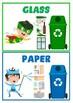 RECYCLING CORNER- Comic- Superhero Theme Classroom Decor