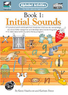 Alphabet Activities Book 1: Initial Sounds