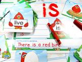 RED BIRD WORDS BUNDLE (IRREGULAR WORDS)