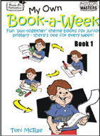 Book-a-Week Book 1 [Australian Edition]