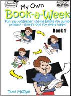 Book-a-Week Book 1 [Australian Edition]