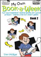 Book-a-Week Book 2 [Australian Edition]