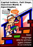 Capital Letters, Periods, Question Marks & Apostrophes (Contractions) [Australian Edition]