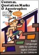 Commas, Quotation Marks & Apostrophes