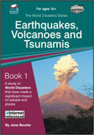 Earthquakes, Volcanoes & Tsunamis [Australian Edition]