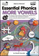 Essential Phonics: More Vowels [Australian Edition]