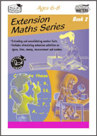 Extension Maths - Book 2 [Australian Edition]