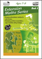 Extension Maths - Book 3 [Australian Edition]