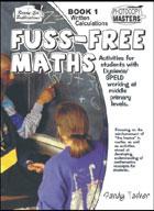 Fuss-Free Maths - Book 1 Written Calculations [Australian Edition]