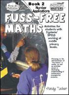 Fuss-Free Maths - Book 2 Number Applications [Australian Edition]