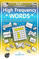 High Frequency Words Book 1 [Australian Edition]