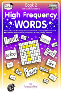 High Frequency Words Book 2 [Australian Edition]