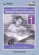 Language Skills Book 1: Simple Vowel Sounds