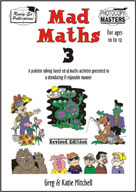 Mad Math 3 [Australian Edition]