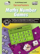 Math Number Games [Australian Edition]