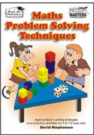 Math Problem Solving Techniques [Australian Edition]