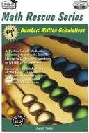 Math Rescue - Book 1 Written Calculations