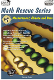 Math Rescue - Book 2 Measurement, Chance & Data