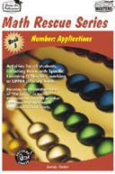 Math Rescue - Book 3 Number Applications
