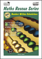 Maths Rescue - Book 1 Written Calculations [Australian Edition]