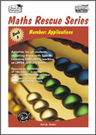 Maths Rescue - Book 3 Number Applications [Australian Edition]