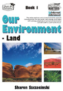 Our Environment - Book 1 Land