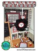 RED POLKA DOT Classroom Decor EDITABLE