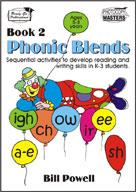 Phonic Blends Series - Book 2 [Australian Edition]