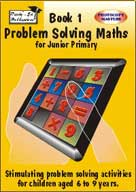 Problem Solving Math Jnr - Bk 1