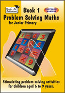 Problem Solving Math Jnr - Book 1 [Australian Edition]