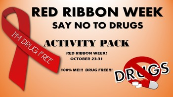 RED RIBBON ACTIVITY PACK