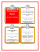 RED RIBBON ROSIE by Jean Marzollo - Discussion Cards