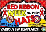 RED RIBBON WEEK ACTIVITIES