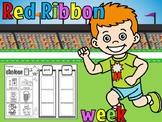 RED RIBBON WEEK-SAY NO TO DRUGS